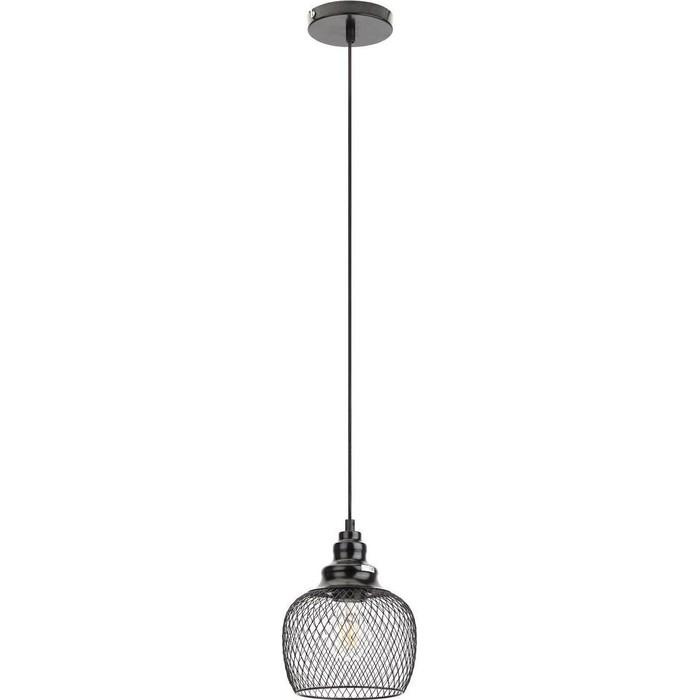 Подвесной светильник ЭРА PL8 BK