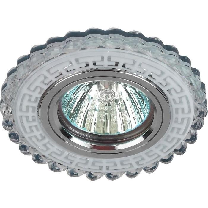 Встраиваемый светильник ЭРА DK LD35 SL/WH