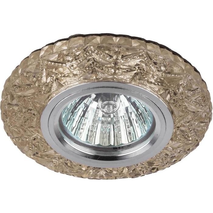 Встраиваемый светильник ЭРА DK LD4 CHP/WH встраиваемый светильник эра led dk ld4 bl wh