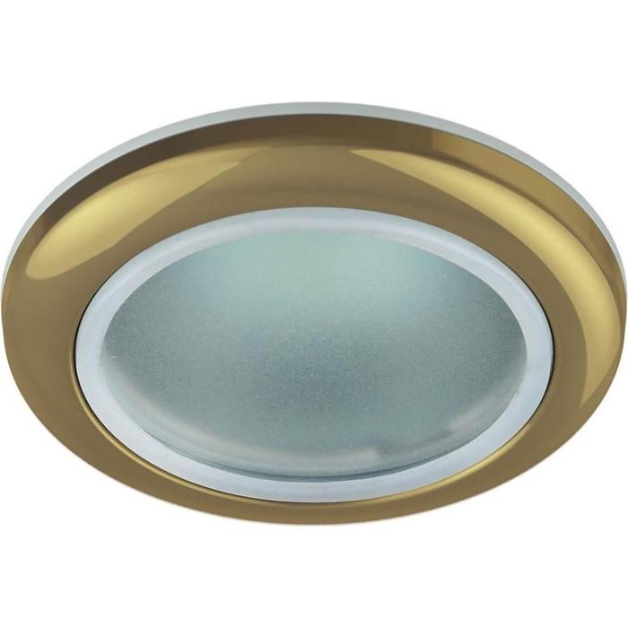Встраиваемый светильник ЭРА WR1 GD