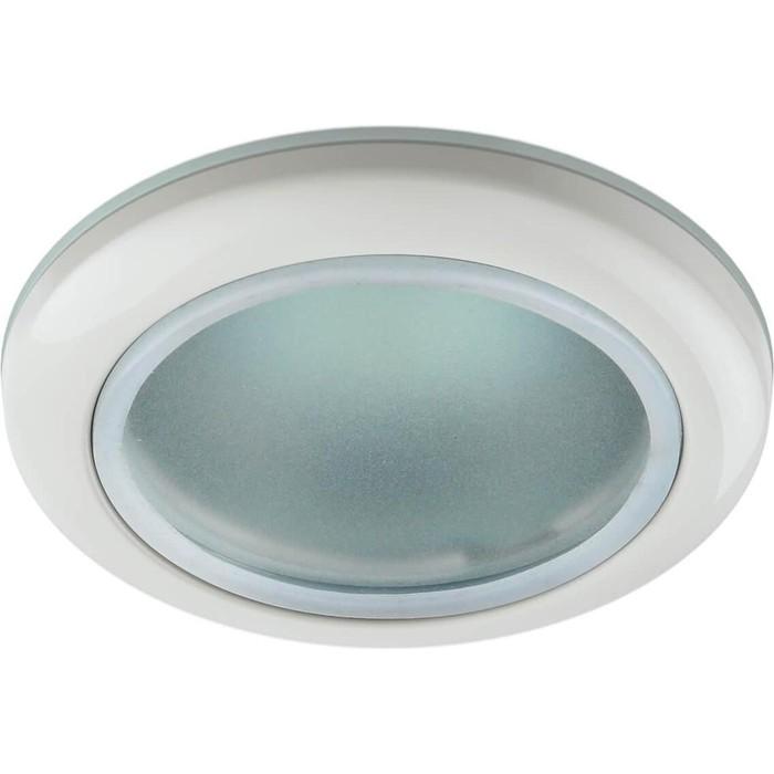 Встраиваемый светильник ЭРА WR1 WH