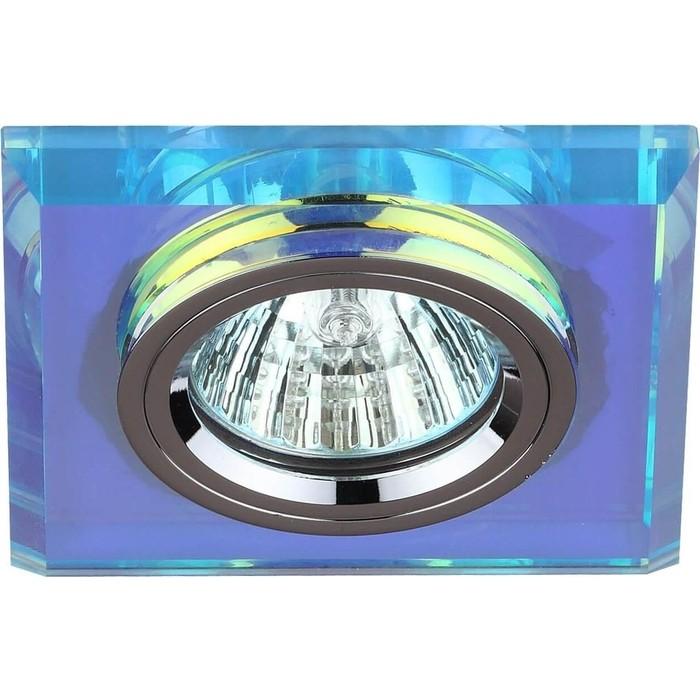 Встраиваемый светильник ЭРА DK8 CH/PR 0 pr на 100
