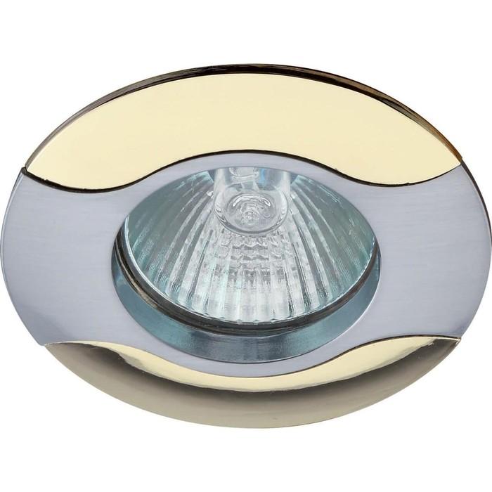 Встраиваемый светильник ЭРА KL18 SN/G