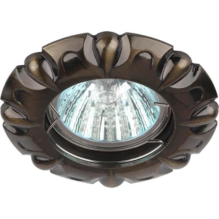 Встраиваемый светильник ЭРА KL66 SB