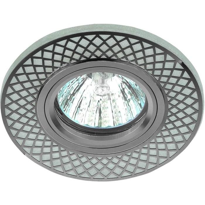Точечный светильник ЭРА DK LD42 WH/CH