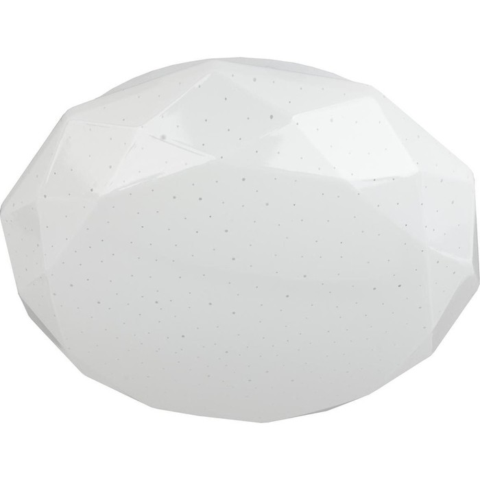 Потолочный светодиодный светильник ЭРА SPB-6-18-4K Sparkle