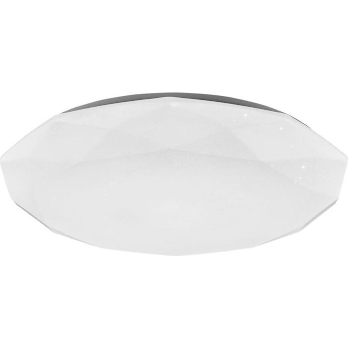 Потолочный светодиодный светильник ЭРА SPB-6-24-RC Sparkle