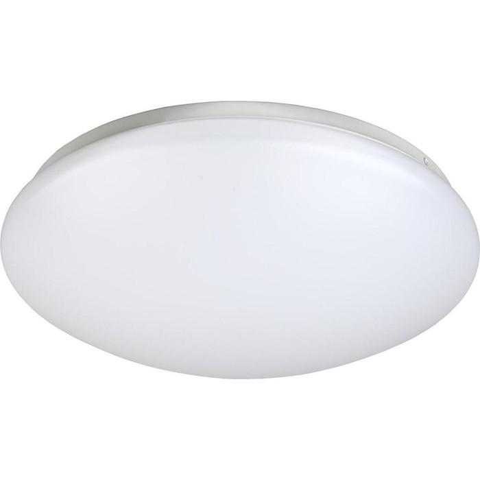 Потолочный светодиодный светильник ЭРА SPB-6-12-6,5K (F)
