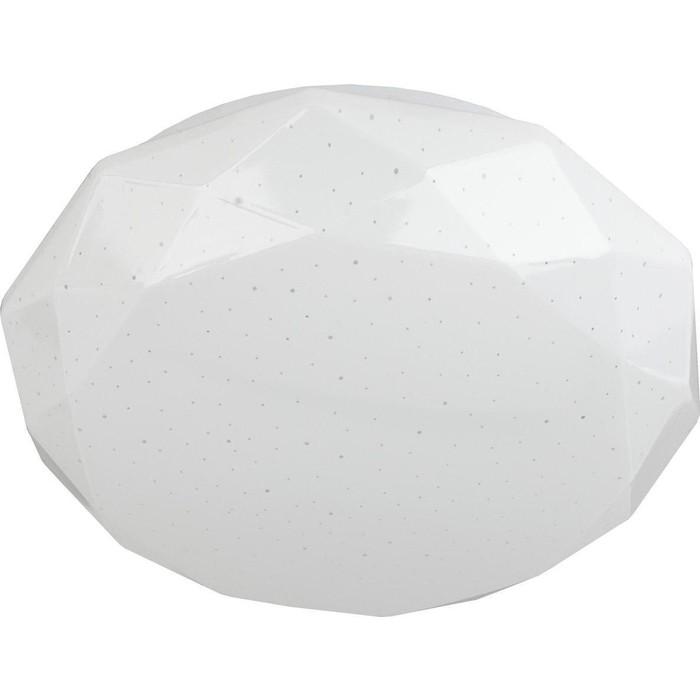 Настенно-потолочный светодиодный светильник ЭРА SPB-6-18-6,5K Sparkle