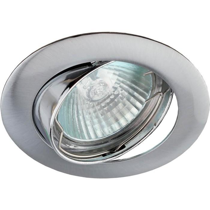 Встраиваемый светильник ЭРА KL1A CH