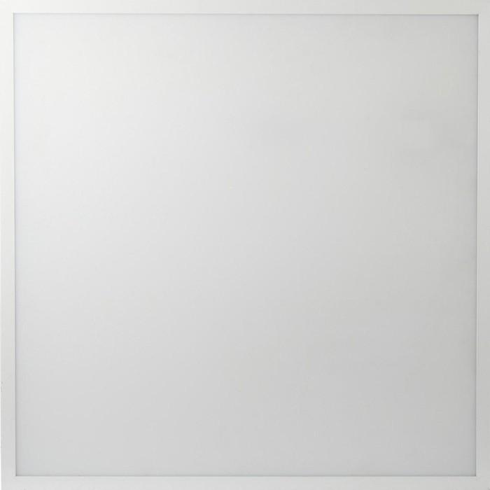 Встраиваемый светодиодный светильник ЭРА SPL-5-40-4K (W) 3600Lm