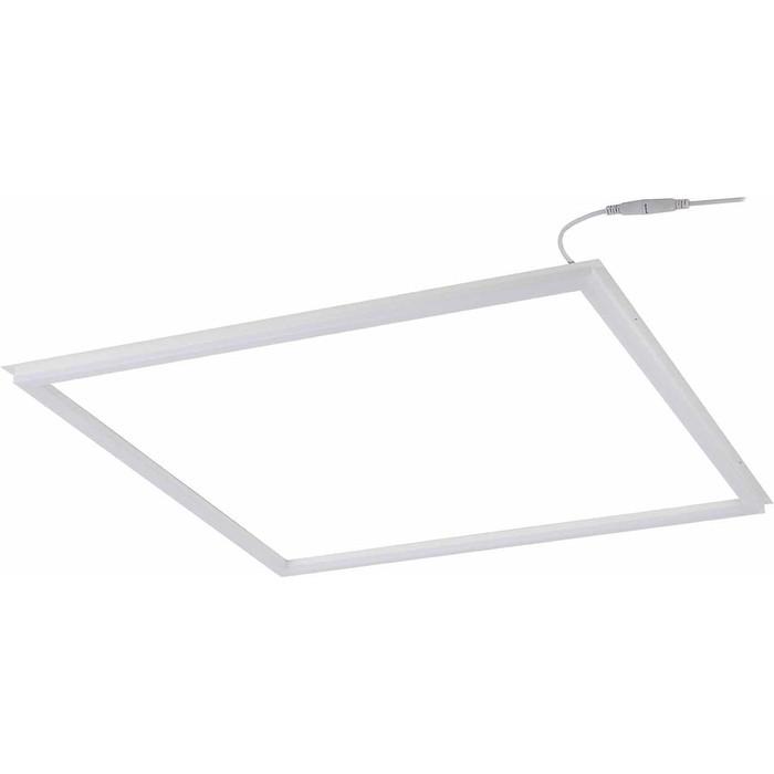 Встраиваемый светодиодный светильник ЭРА SPL-7-40-6K (W)