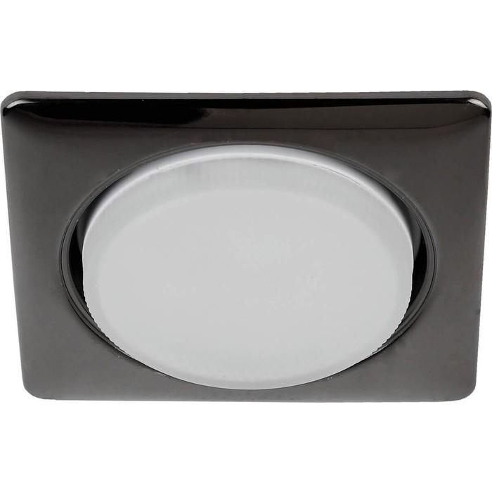 Встраиваемый светильник ЭРА KL71 BK