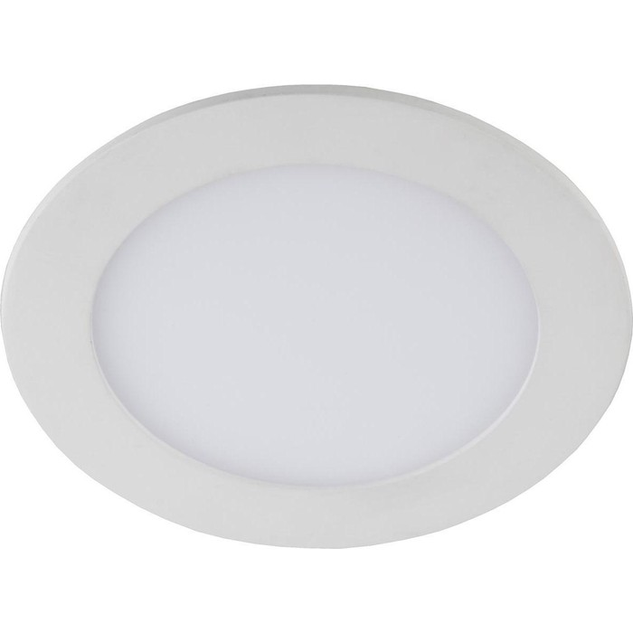 Встраиваемый светильник ЭРА LED 1-12-6K