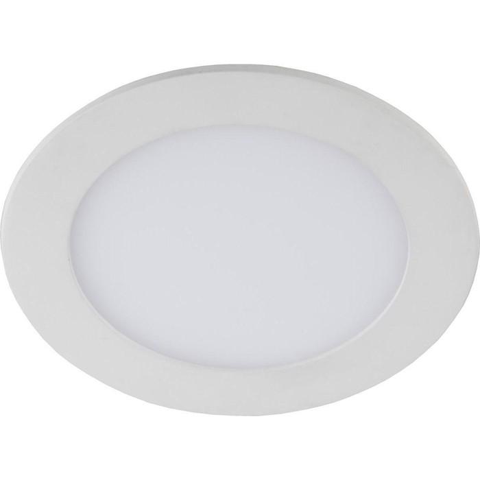 Встраиваемый светильник ЭРА LED 1-18-6K