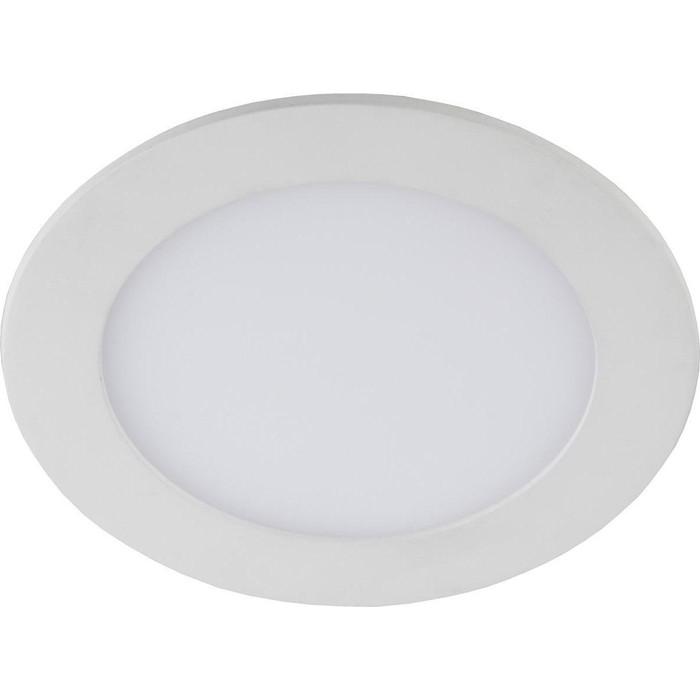 Встраиваемый светильник ЭРА LED 1-6-4K