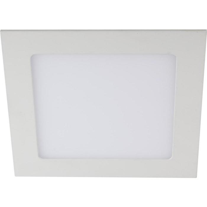 Встраиваемый светодиодный светильник ЭРА LED 2-18 6K