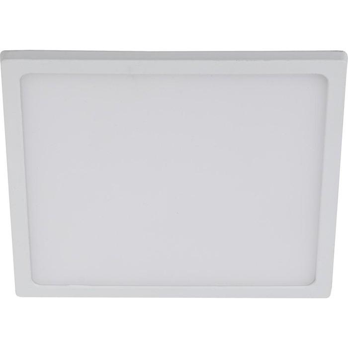 Встраиваемый светодиодный светильник ЭРА LED 6-18-4K