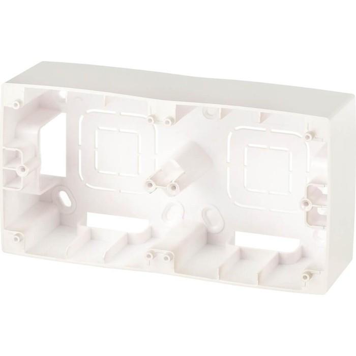 Фото - Коробка для накладного монтажа 2-постовая ЭРА 12-6102-15 инвертор ritmix rpi 6102