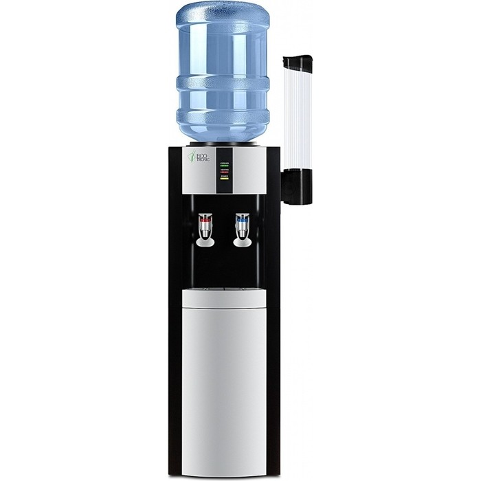 Кулер для воды напольный Ecotronic H1-LCE Black
