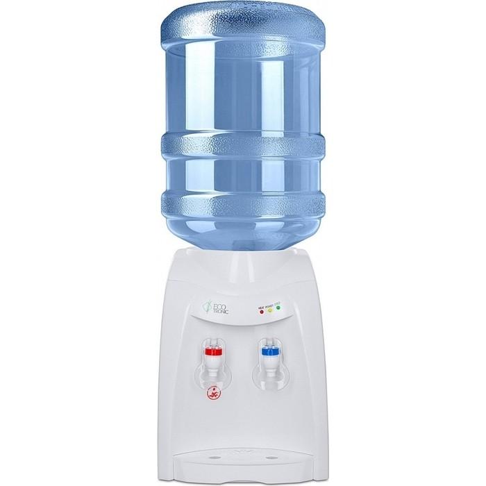 цена на Кулер для воды настольный Ecotronic K12-TE white