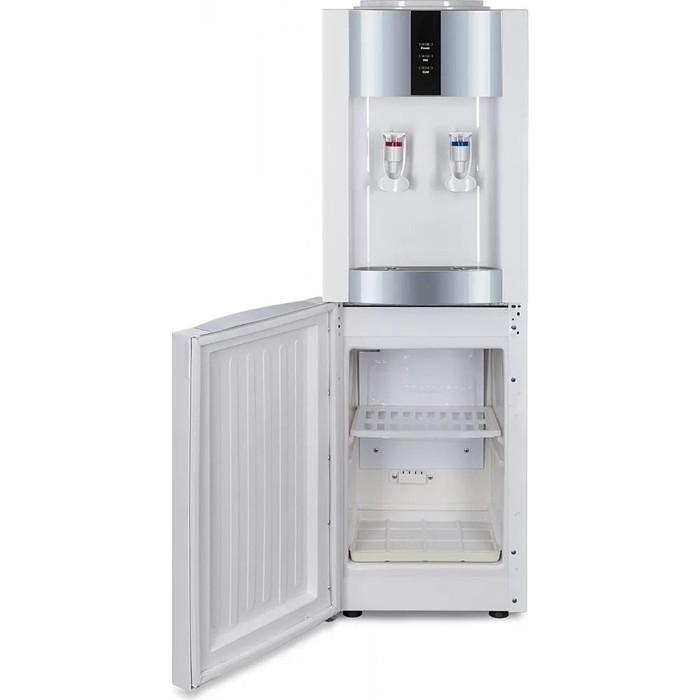 Кулер для воды настольный Ecotronic K21-LF white+black с холодильником