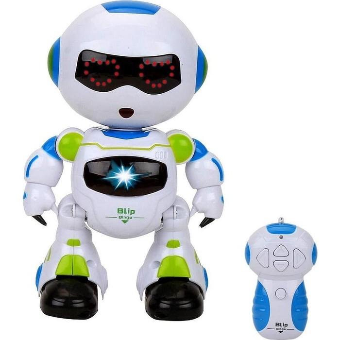 Фото - Радиоуправляемый интерактивный робот CS Toys IRobot - 99333-1 радиоуправляемый робот zhorya интерактивный белый кот 2059