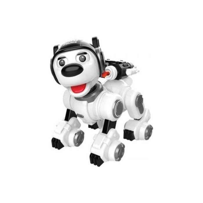 Радиоуправляемая интеллектуальная собака-робот Crazon 1901 (ИК-управление) - CR-1901