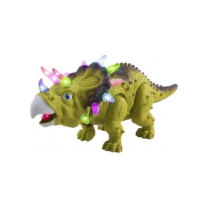 Фото - Танцующий робот CS Toys Динозавр на батарейках - 854A радиоуправляемый динозавр cs toys тираннозавр rs6124a
