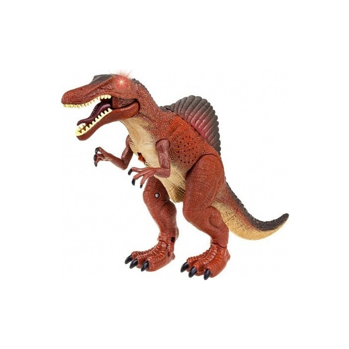 Интерактивный робот CS Toys Динозавр Спинозавр на батарейках - RS6151