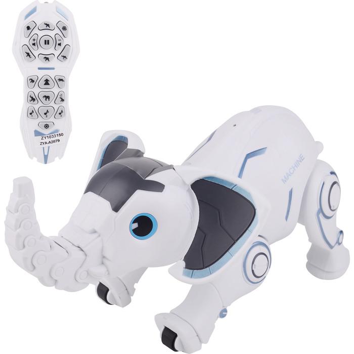 Радиоуправляемый слон-робот Zhorya Smart Elephant - ZYA-A2879