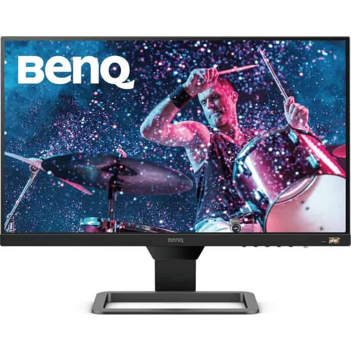 Монитор BenQ EW2480 монитор benq 23 8 ew2480 black metallic grey 9h lj3la tse