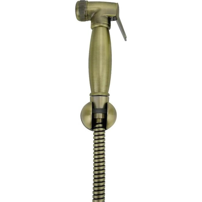 Гигиенический набор Lemark для биде, бронза (LM8087B)