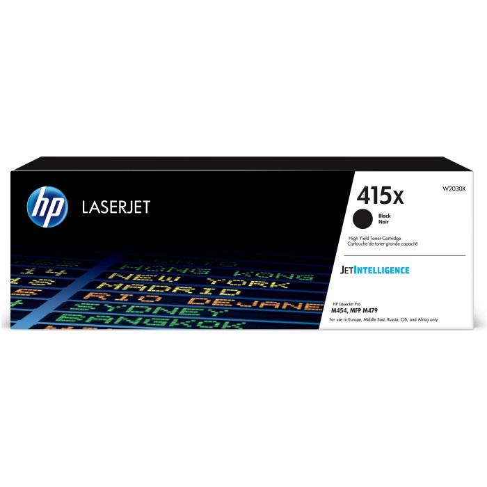 Картридж HP 415A черный 7500 стр.