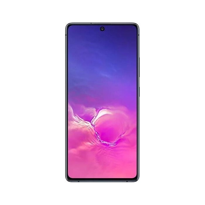 Смартфон Samsung Galaxy S10 lite 6/128GB Black