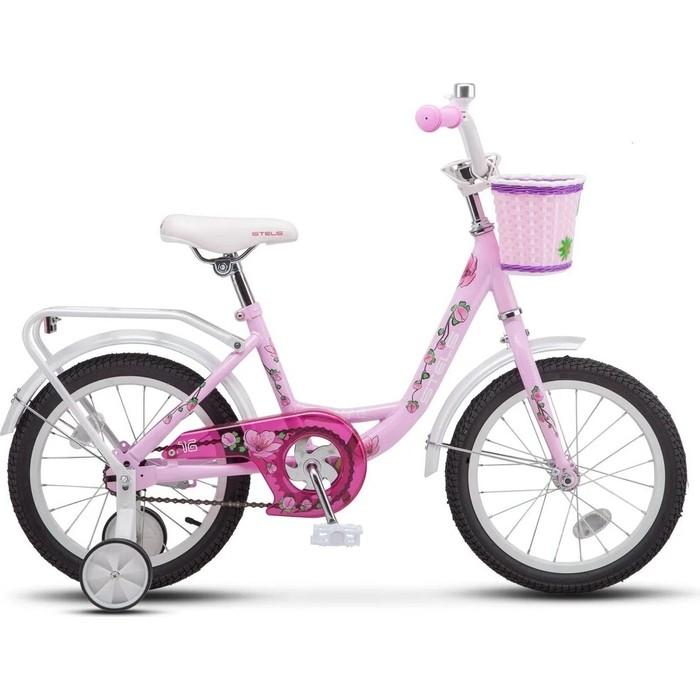 Велосипед Stels 16 Flyte Lady Z011 (Розовый) LU080191