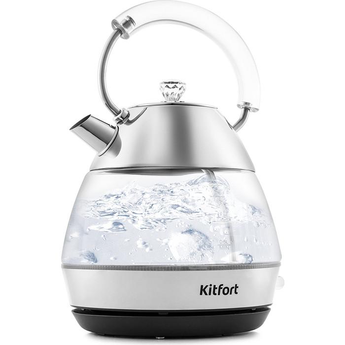 Чайник электрический KITFORT KT-678