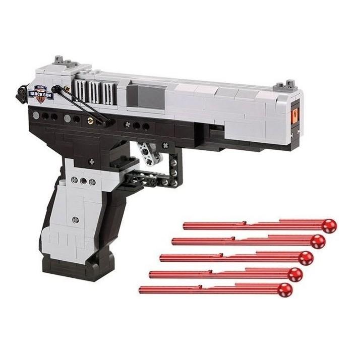 Конструктор Cada deTech пистолет MK 23 (412 деталей)