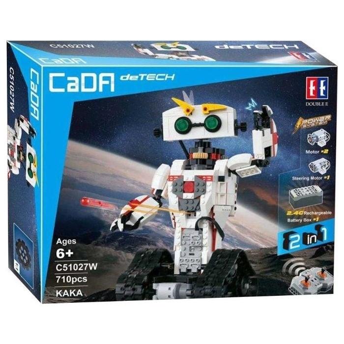 Конструктор Cada Technic Робот KAKA (710 деталей)