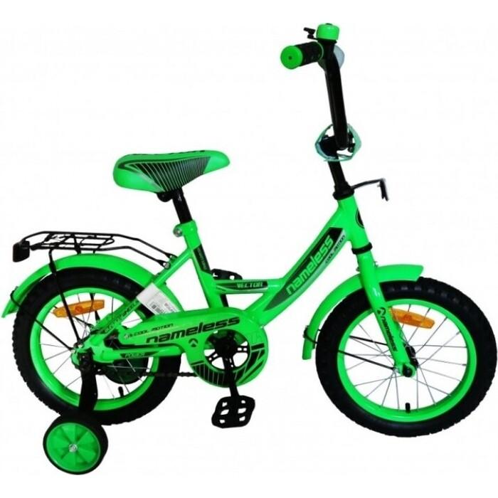 Велосипед Nameless 18 VECTOR, зеленый/черный (2020)