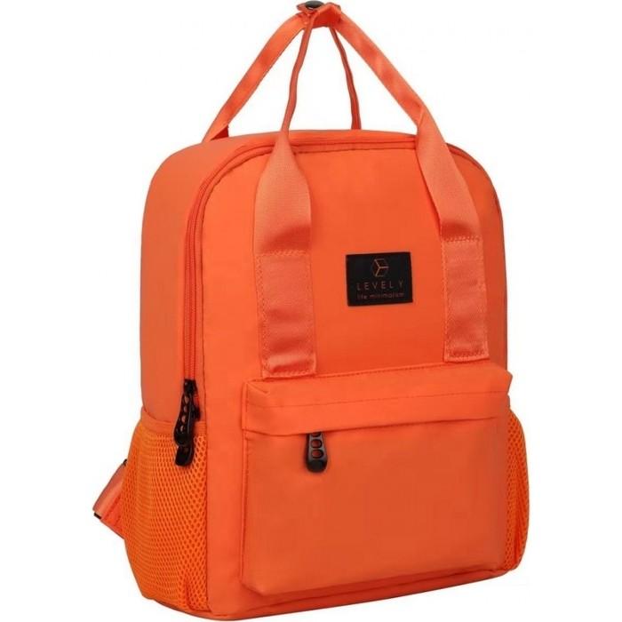 Рюкзак Level Y LVL-S001 оранжевый, 10