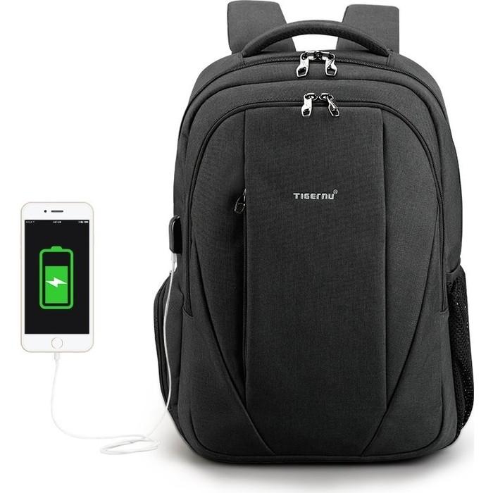 Рюкзак Tigernu T-B3399 темно-серый, 15,6
