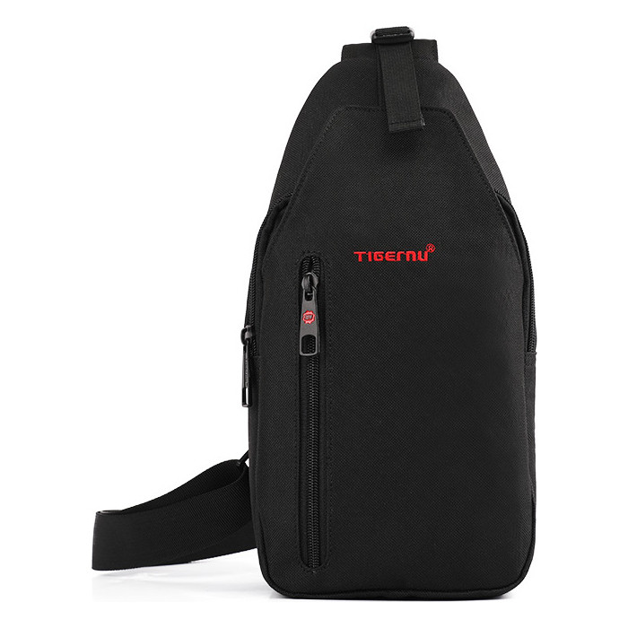 Рюкзак Tigernu T-S8027B черный, 10 ботинки t taccardi размер 32 черный