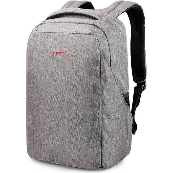 Рюкзак Tigernu T-B3237 серый, 15.6