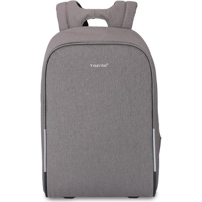 Рюкзак Tigernu T-B3213 светло-серый, 16