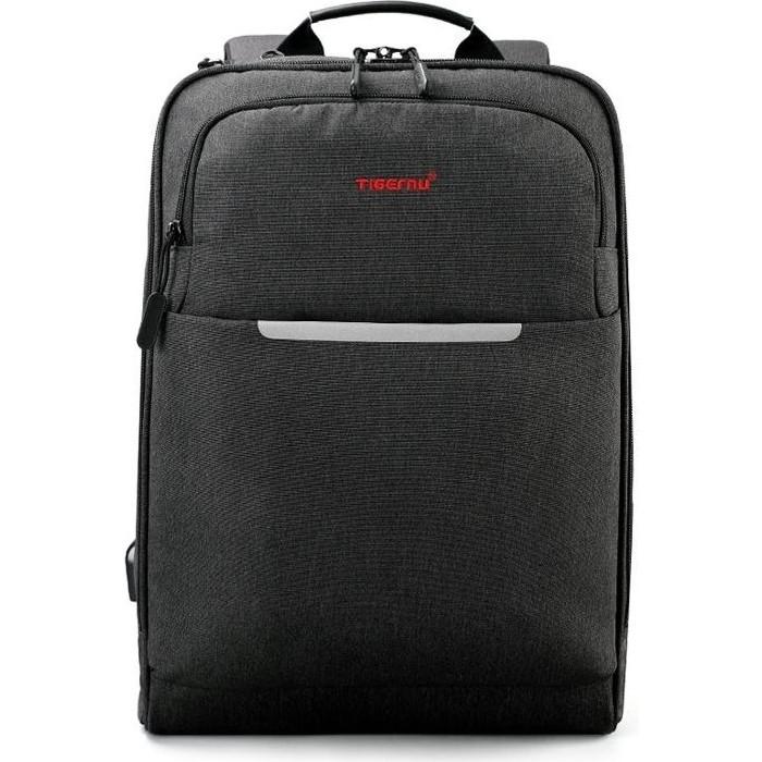 Рюкзак Tigernu T-B3305 черный, 14 ботинки t taccardi размер 32 черный