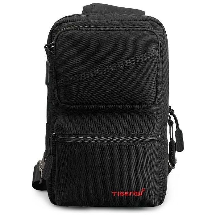 Рюкзак Tigernu T-S8050 черный, 9,6