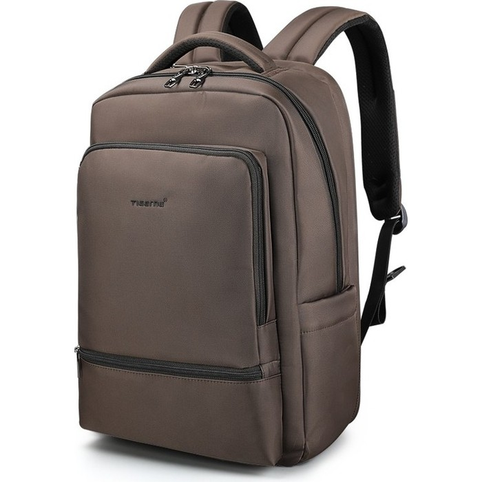 Рюкзак Tigernu T-B3585 коричневый, 43997