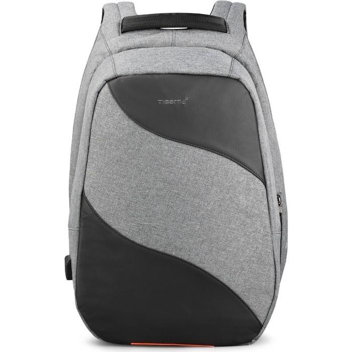 Рюкзак Tigernu T-B3622 серо-черный, 15,6 ботинки t taccardi размер 32 черный