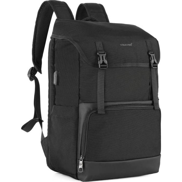 Рюкзак Tigernu T-B3909 черный, 15.6 ботинки t taccardi размер 32 черный